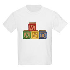 WASD Blocks T-Shirt