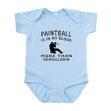 Paintball Designs Infant Bodysuit