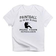 Paintball Designs Infant T-Shirt