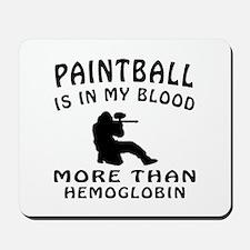 Paintball Designs Mousepad