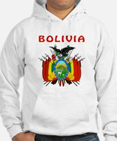 Bolivia Coat of arms Hoodie