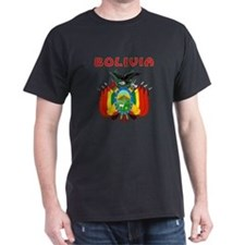 Bolivia Coat of arms T-Shirt