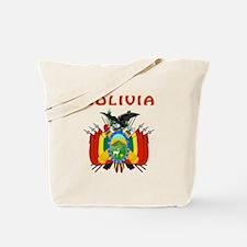 Bolivia Coat of arms Tote Bag