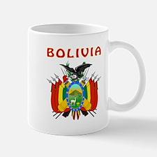 Bolivia Coat of arms Mug