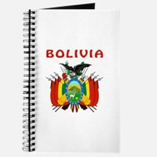 Bolivia Coat of arms Journal