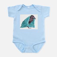 Crow Rescue Infant Bodysuit