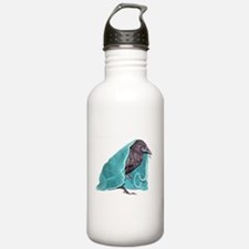 Crow Rescue Water Bottle