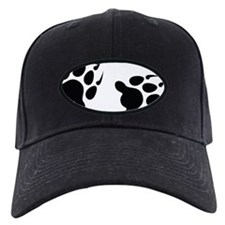 Bear Tracks Baseball Hat