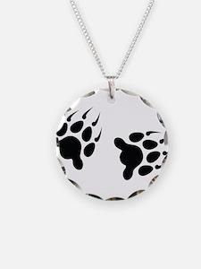 Bear Tracks Necklace