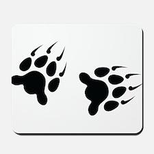 Bear Tracks Mousepad