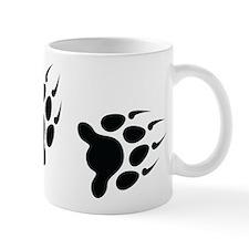 Bear Tracks Mug