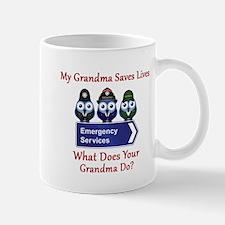 What Does Your Grandma Do? Mug