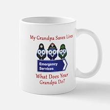 What Does Your Grandpa Do? Mug