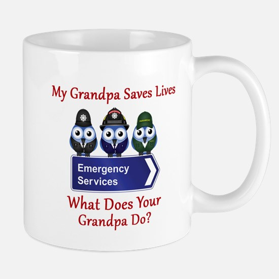 What Does Your Grandpa Do? Mug