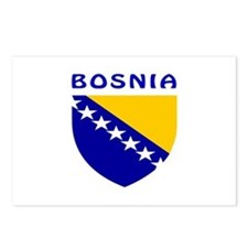Bosnia Coat of arms Postcards (Package of 8)