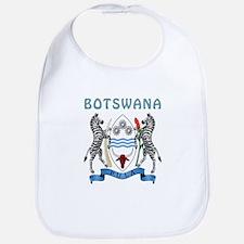 Botswana Coat of arms Bib