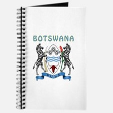 Botswana Coat of arms Journal