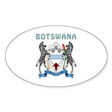 Botswana Coat of arms Decal