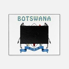 Botswana Coat of arms Picture Frame