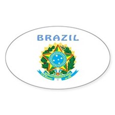 Brazil Coat of arms Decal