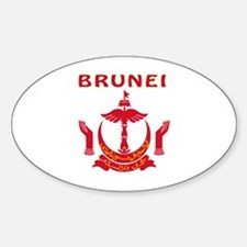 Brunei Coat of arms Decal