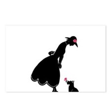 Scottie and Rose Postcards (Package of 8)