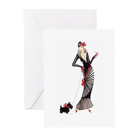 Darcey.png Greeting Cards (Pk of 20)