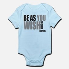 Be As you Wish To Seem Infant Bodysuit