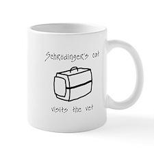 Schrodingers Cat Carrier Mug