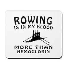 Rowing Designs Mousepad