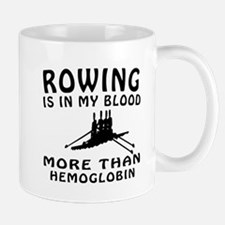 Rowing Designs Small Small Mug