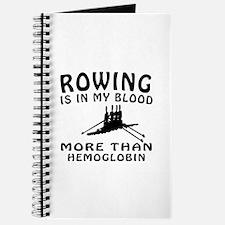 Rowing Designs Journal