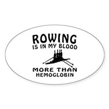 Rowing Designs Decal
