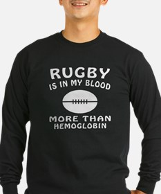 Rugby Designs T