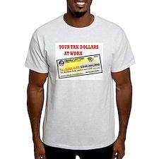 OBAMA LOTTERY T-Shirt