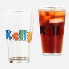 Kelly Spring11B Drinking Glass