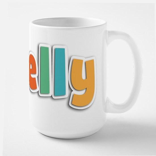 Kelly Spring11B Large Mug