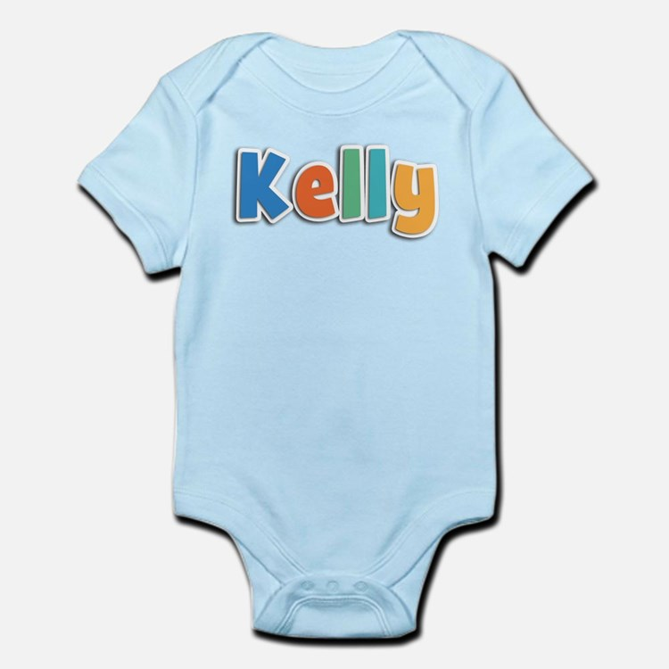 Kelly Spring11B Infant Bodysuit