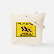 OBAMA LOTTERY Tote Bag