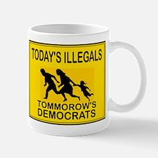 OBAMA LOTTERY Mug