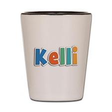 Kelli Spring11B Shot Glass