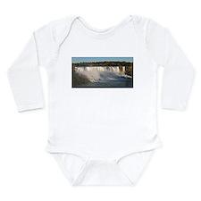 Niagara Falls Long Sleeve Infant Bodysuit