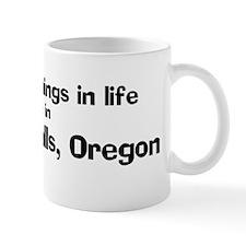 Klamath Falls: Best Things Coffee Mug