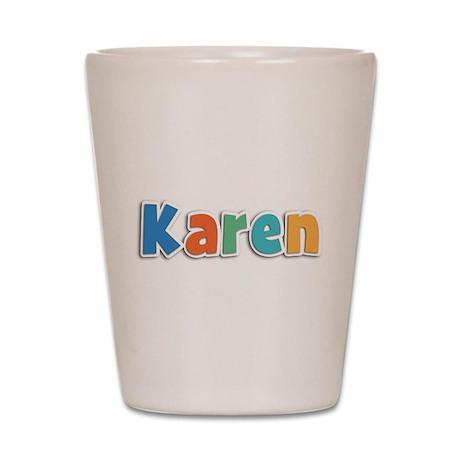 Karen Spring11B Shot Glass