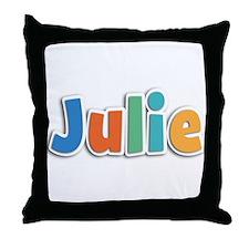 Julie Spring11B Throw Pillow