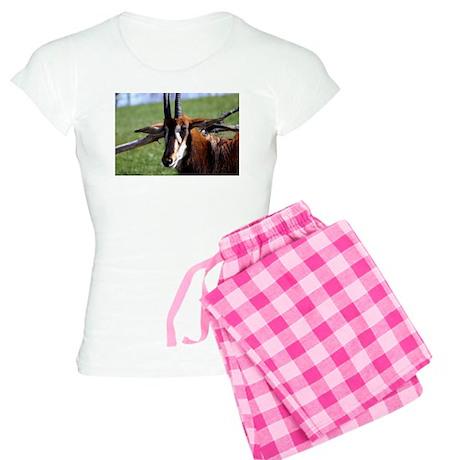 Sable Antelope Women's Light Pajamas