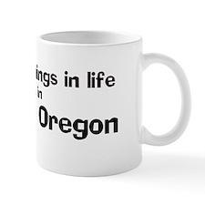 Oswego: Best Things Mug