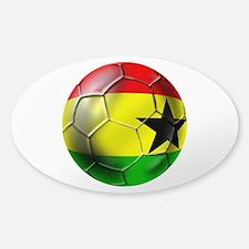 Ghana Football Decal