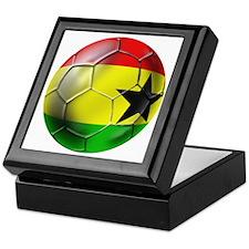 Ghana Football Keepsake Box