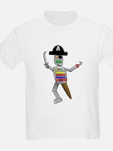 Pirate Robot T-Shirt